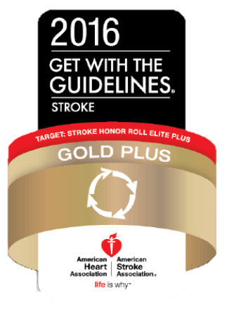 2016 Get With the Guidelines Stroke Award